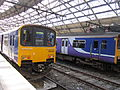150133 and 150150 at Liverpool Lime Street (2).JPG