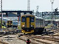 150216 and 150 number 263 to Cardiff Central then Taunton 2C79 (20321289088).jpg