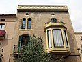 159 Casa Joan Marcet, al raval de Montserrat (Terrassa).JPG