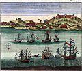 1644 熱蘭遮城 -- 臺灣城 (Formosa - Fort de Zeelande ou de Taiovang)TAIWAN.jpg