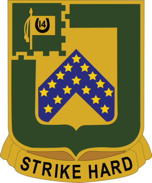 16th Cavalry Regiment - Image: 16th Cavalry Regiment DUI