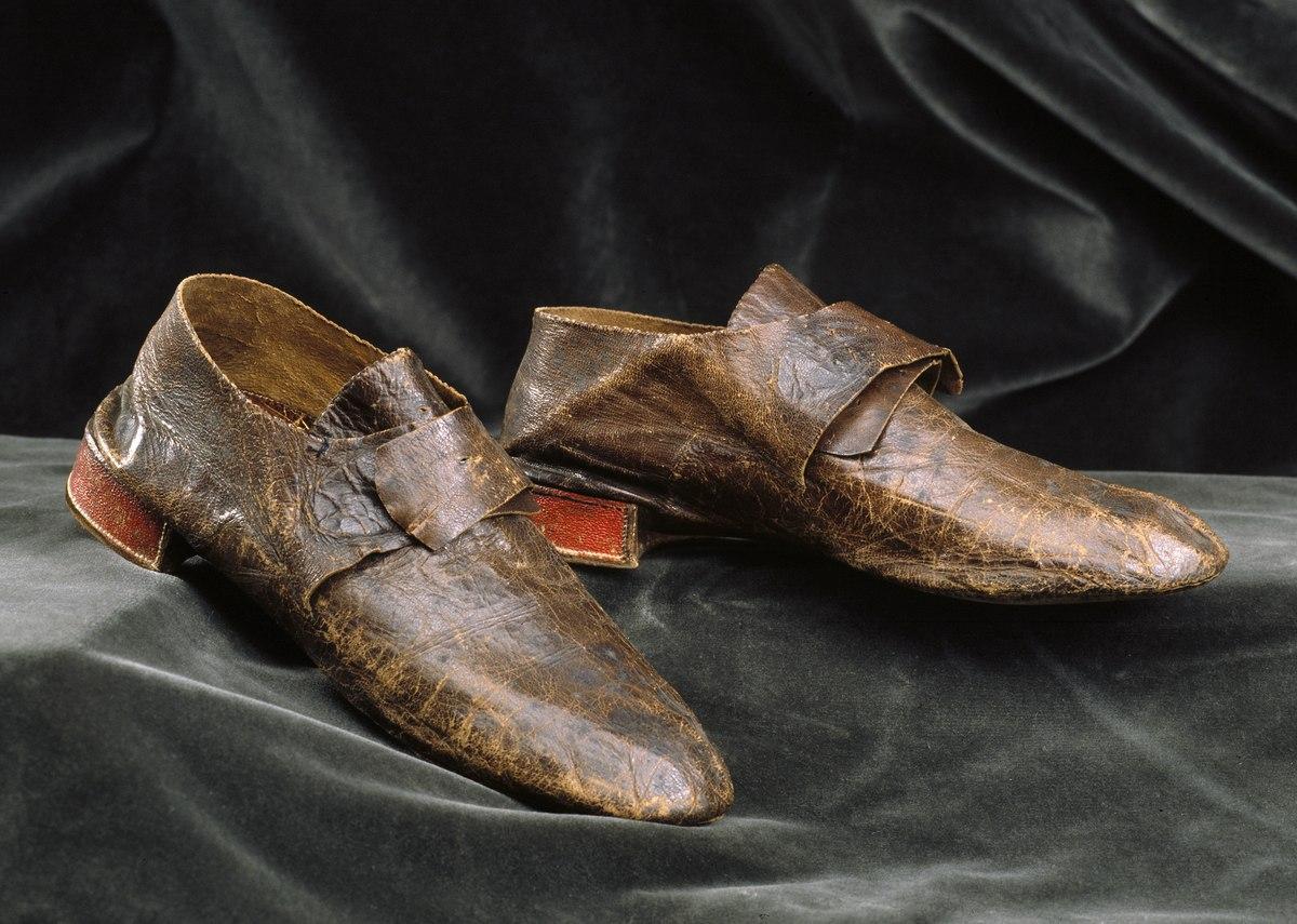 1700-tals skor - Livrustkammaren - 22115.tif