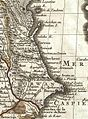 1724 De L'Isle Map of Persia (Iran, Iraq, Afghanistan) - Geographicus - Persia-delisle-1724. G.jpg