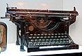 172 Museu d'Història de Catalunya, màquina d'escriure.JPG