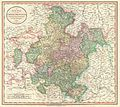 1799 Cary Map of Franconia, Germany ( Nuremburg ) - Geographicus - Franconia-cary-1799.jpg