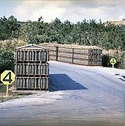 18-60-2 Artillery rounds Chibana Ammunition Depot February 1969