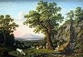 1805 Hackert Arkadische Landschaft anagoria.JPG