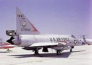 182d Fighter Interceptor Squadron - Convair F-102A-90-CO Delta Dagger 57-839