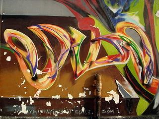 1852 - Milano - Graffiti lungo il Naviglio Grande - Foto Giovanni Dall'Orto, 24-Jun-2008.jpg