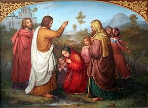 Baptism of Lydia