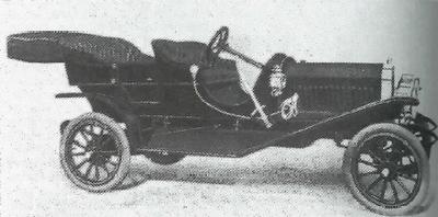 1909 Lambert model 30