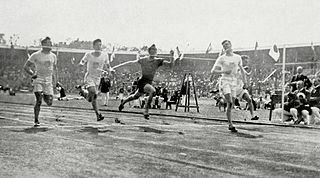 Athletics at the 1912 Summer Olympics – Mens 100 metres