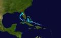 1941 Atlantic tropical storm 6 track.png