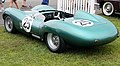 1958 Tojeiro-Climax Mk. II rear view, Lime Rock.jpg