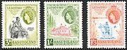 1959 Basutoland National Council stamps