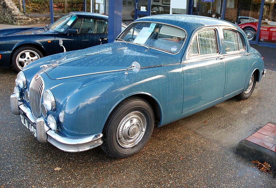 1959 Jaguar 3.4 Litre (XLK 495)