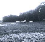 1960 June 1946Ercoupe-Suburban Airport Laurel MD.jpg