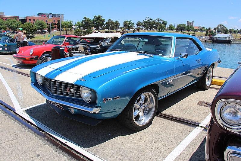 File:1969 Chevrolet Camaro Z28 (15313432294).jpg