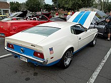 1972 Sprint Edition Mustang