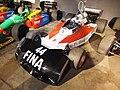 1974 Surtees TS16 Formule 1, Ford Cosworth 3000 DFV 8cyl, driver Jochen Mass pic3.JPG