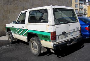 Nissan Patrol - Nissan Patrol (Spain)