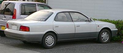Toyota Vista Ardeo рестайлинг 2000, 2001, 2002, 2003 ...