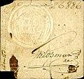 1 Guilder (Playing card money) - Dutch Administration (1801) 02.jpg