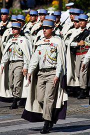 1st Spahis Bastille Day 2008