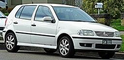 2000-2001 Volkswagen Polo (6N2 MY01) 16V 5-door hatchback 01
