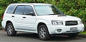 2002 2005 Subaru Forester Xt Wagon  01
