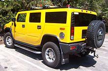 Hummer H2 - Wikipedia