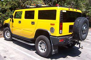 Hummer H2 - Hummer H2 SUV