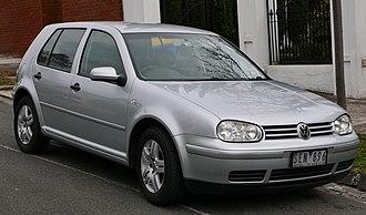 Volkswagen Golf - Volkswagen Golf 2.0 Generation (Australia)