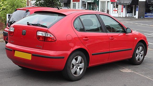 2004 SEAT Leon SX 1.6