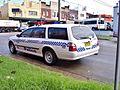 2005 Ford BA Mk II Falcon XT - NSW Police (5498530834).jpg