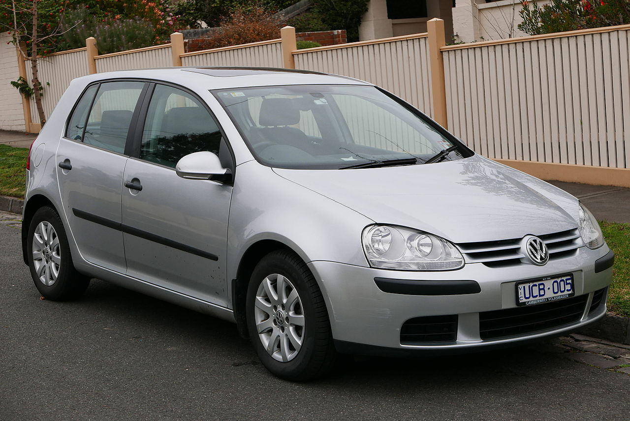 Manuale VW Golf 5 | Jetta (2003-2009)