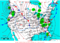 2006-02-04 Surface Weather Map NOAA.png