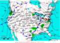 2006-04-21 Surface Weather Map NOAA.png