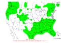 2006-12-25 24-hr Precipitation Map NOAA.png