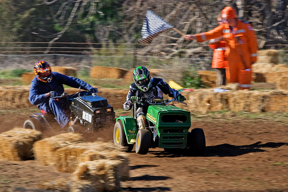 Lawn Mower Racing Wikipedia