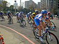 2008TourDeTaiwan Stage4 Da-duen He-nan Intersection-3.jpg