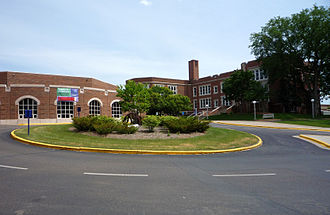 The Blake School (Minneapolis) - The Blake Campus, home to the Middle School and one of the two Lower Schools, Hopkins