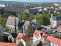 20090412325DR Oschatz Blick von St Aegidien zur Klosterkirche.jpg