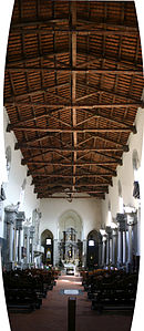 20090730 Church of San Francesco (Cortona).JPG