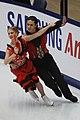 2009 Cup of China ice-dance Weaver-Poje05.jpg