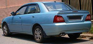 Proton Waja - Second facelift Proton Waja 1.6 Premium