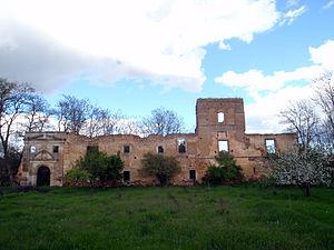 Ponce Vela de Cabrera - Ruins of the Monastery of Santa Maria de Nogales