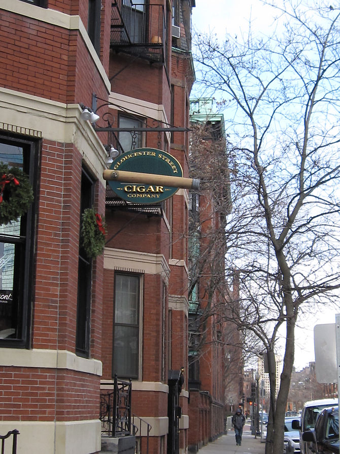 English: Back Bay, Boston, Massachusetts