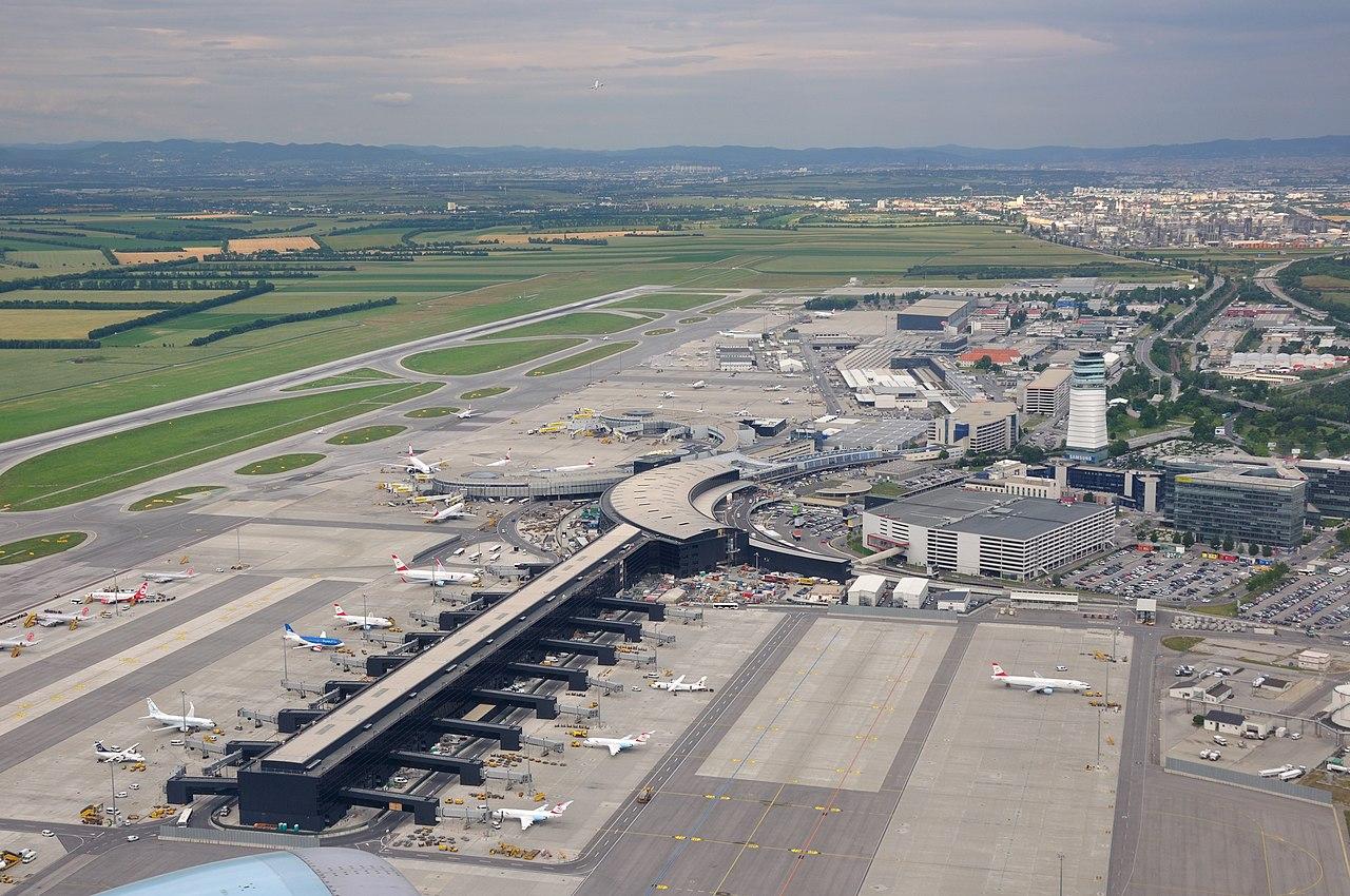 Аэропорт Вены - Швехат признан одним из лучших в Европе