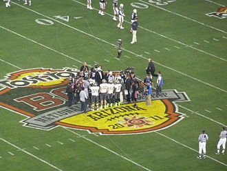 Oregon Ducks football - Oregon vs. Auburn in the 2011 BCS National Championship Game